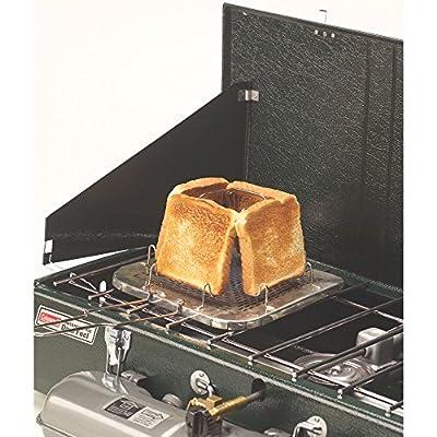 Coleman Camp Stove Toaster, Chrome