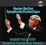 ベルリオーズ:幻想交響曲 ヘルベルト・ブロムシュテット指揮シュターツカペレ・ドレスデン 画像
