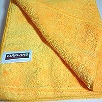 カークランド (KIRKLAND) マイクロファイバータオル お試し2枚セット