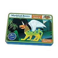 Mudpuppy Mythical Beasts磁気build-it
