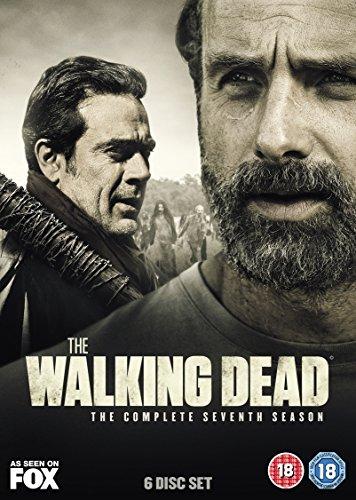 The Walking Dead Season 7 [DVD PAL方式 日本語無し](Import版)