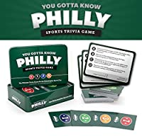 You Gotta Know Philly - Sports Trivia Game [並行輸入品]