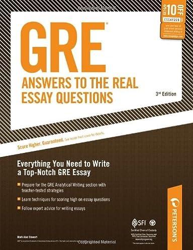 gmat essay examples