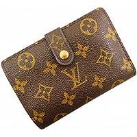 [ルイヴィトン] LOUIS VUITTON 二つ折り財布 モノグラム PVC×レザー X16860 中古