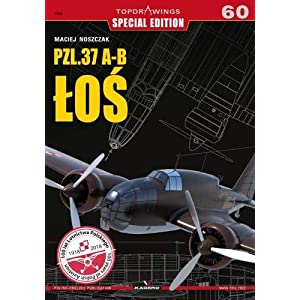 Pzl.37 A-b Los (Topdrawings)