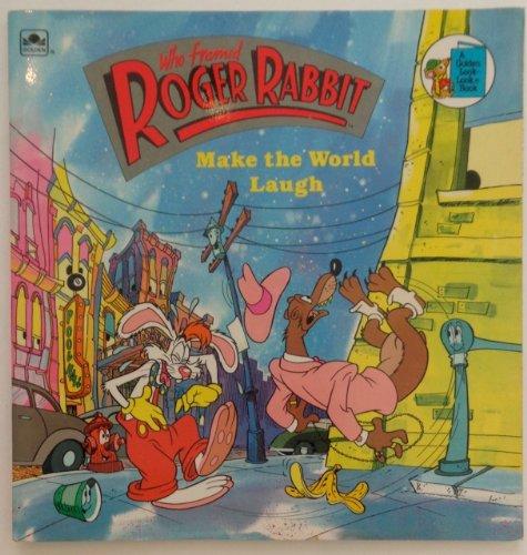 Roger Rabbit Make The World La (Who Framed Roger Rabbit)