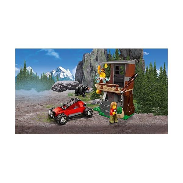 レゴ(LEGO) シティ 山の逮捕劇 60173の紹介画像8