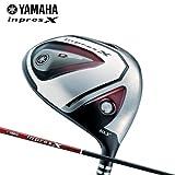 (ヤマハ)YAMAHA ゴルフ ドライバー inpresX D202 DR S 9.5°