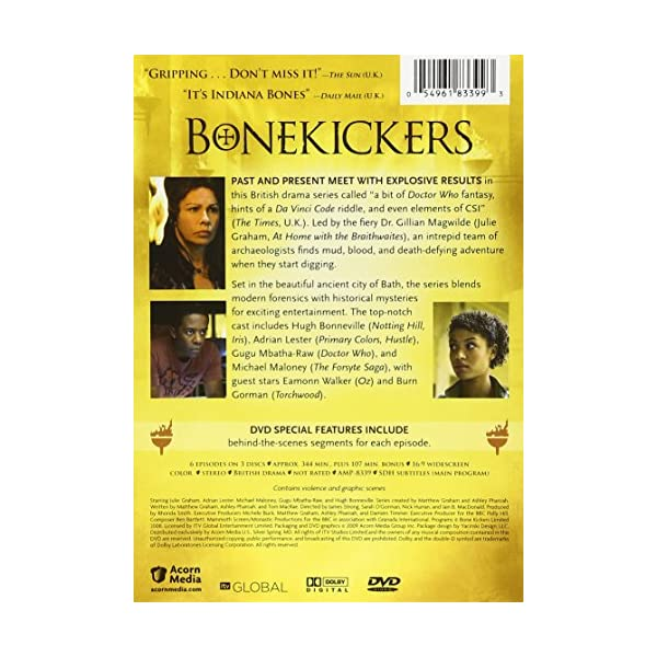 Bonekickers [DVD] [Import]の紹介画像2