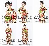 【指原莉乃】 公式生写真 HKT48 2019年01月 vol.1 個別 5種コンプ