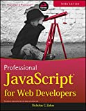 PROFESSIONAL JAVASCRIPT FOR WEB DEVELOPERS, 3RD ED