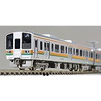 Nゲージ 4204 JR211系5000番代 基本編成2輛 (塗装済完成品)