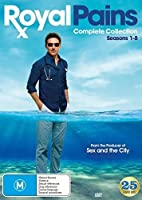 Royal Pains: Complete Collection Seasons 1-8 [DVD]