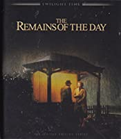 Remains of the Day [Blu-ray]