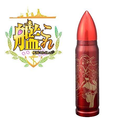 艦隊これくしょん -艦これ-プレミアム砲弾型水筒 (赤)