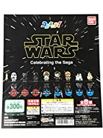 コレキャラ! STAR WARS スターウォーズ Celebrating the Saga 全8種 カイロ・レン ダース・ベイダー R2-D2 BB-8 ガシャポン ガチャ
