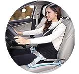 Sindax マタニティ シートベルト チャイルドシート 安全ベルト 妊娠 妊婦用 ベビー&マタニティ (ブルー)