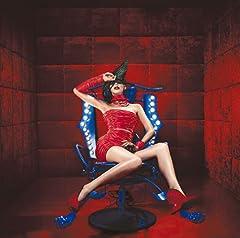 the GazettE「Red」のジャケット画像