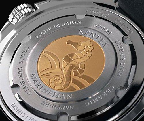 [ケンテックス]Kentex/マリンマン シーホース2 S706M-12 腕時計