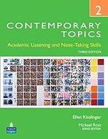 Contemporary Topics Level 2 (3E) Student Book