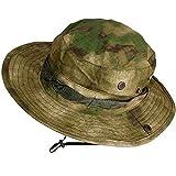 SHENKEL ブーニー ハット ジャングル ハット メンズ レディース フリーサイズ 2WAY 帽子 全17種類 (A-TACS FG)