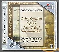String Quartets Op 59 2 & 3 (Hybr)