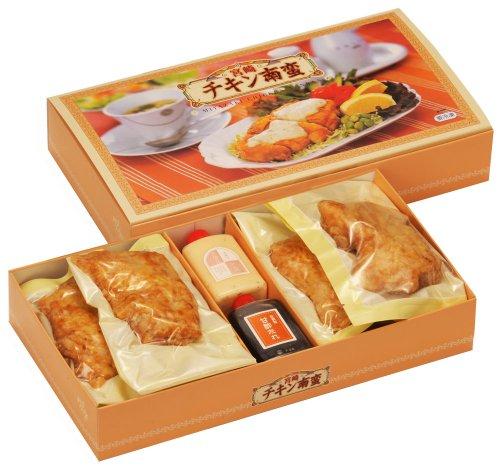 チキン南蛮(宮崎県産鶏もも肉)4食入り