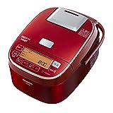パナソニック 5.5合 炊飯器 圧力IH式 おどり炊き レッド SR-PA105-R