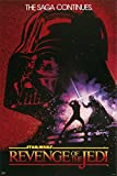 Star Wars Poster Revenge of the Jedi (61cm x 91,5cm)