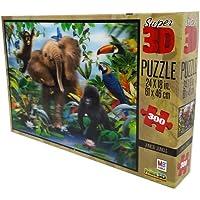 HawardロビンソンSuper 3dパズル500ピース–Juniorジャングル