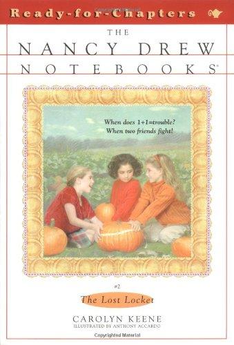 The Lost Locket (Nancy Drew Notebooks #2)の詳細を見る