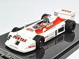 ヘッドウェイテクノロジー 1/43 ノヴァ 532P JAF GP 1978 #6