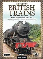 History of British Trains [DVD]