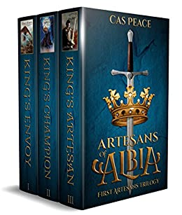 Artesans of Albia by [Peace, Cas]