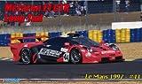 フジミ模型 1/24 リアルスポーツカーシリーズNo.91 マクラーレンF1 GTR ロングテール ル・マン 1997#44