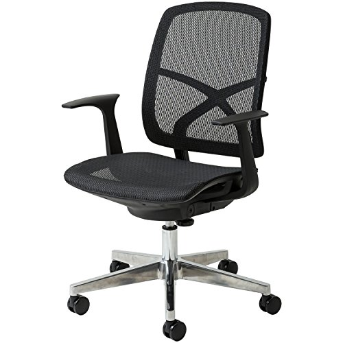 オフィスコム オフィスチェア オールメッシュチェア シンクス2 ブラック SHINX2-BK