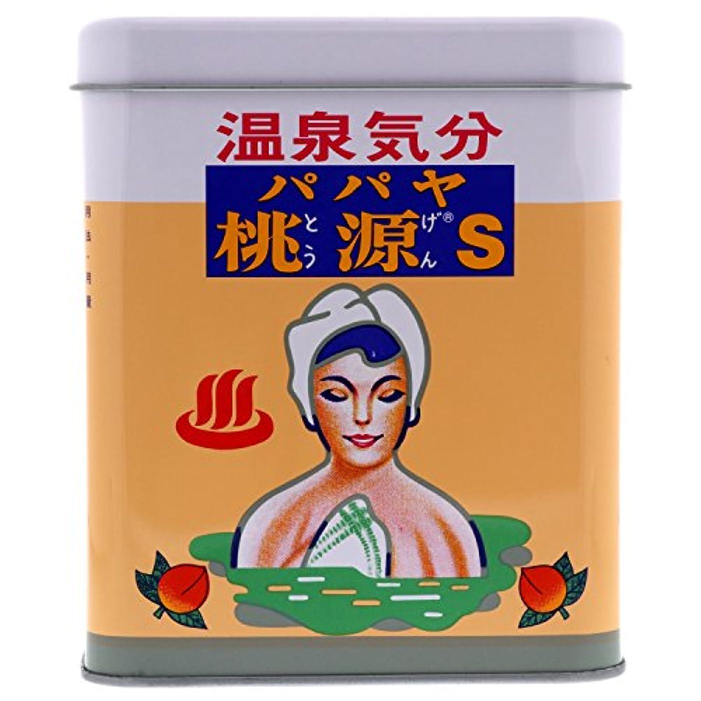 トレイ歯科医挨拶パパヤ桃源S 700g 缶 [医薬部外品]
