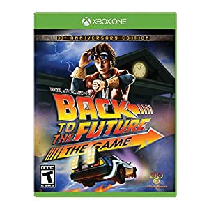 Back to the Future: The Game - 30th Anniversary -  (輸入版:北米) - XboxOne