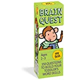 My First Brain Quest: 350 Questions to Build Your Toddler's Word Skills 画像