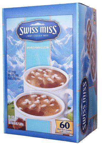 SWISS MISS スイスミス マシュマロ ココアミックス 60袋