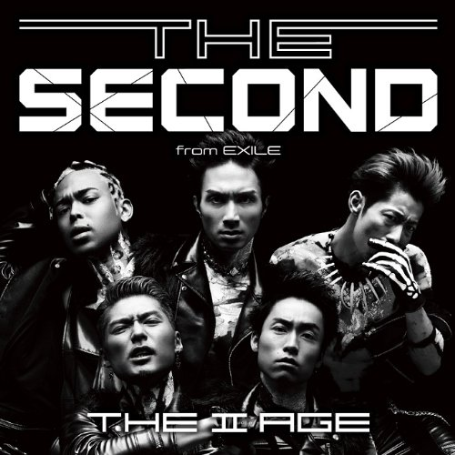 【特典ポスターなし】THE II AGE (ALBUM+Blu-ray Disc) - THE SECOND from EXILE