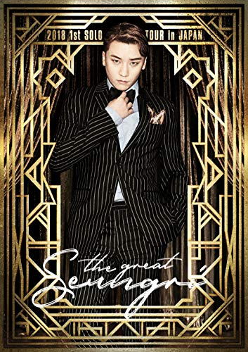 SEUNGRI 2018 1st SOLO TOUR [THE GREAT SEUNGRI] in JAPAN(DVD2枚組)