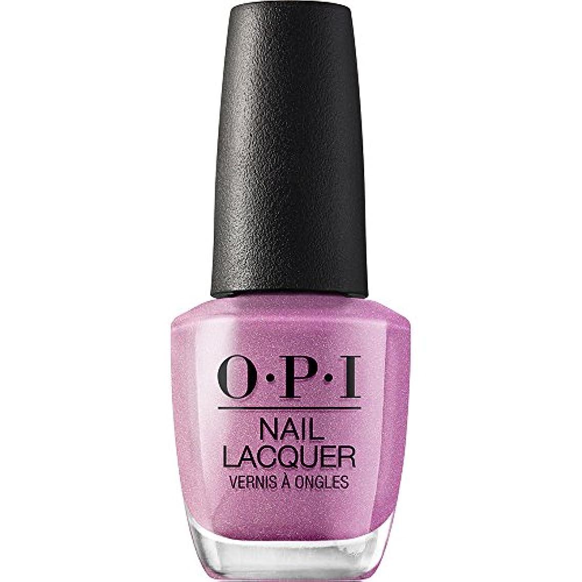 吹きさらし興奮みなさんOPI(オーピーアイ) NLB28 シグニフィカント アザー カラー