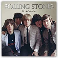 Rolling Stones 2020 - 16-Monatskalender: Original The Gifted Stationery Co. Ltd