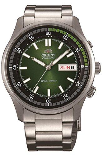 [オリエント]ORIENT 腕時計 自動巻 マーシャルコレクション 海外モデル 国内メーカー保証付き グリーン SEM7E004F9