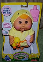 "Bubble ""n Bath Tiny New Born Cabbage Patch Kids"