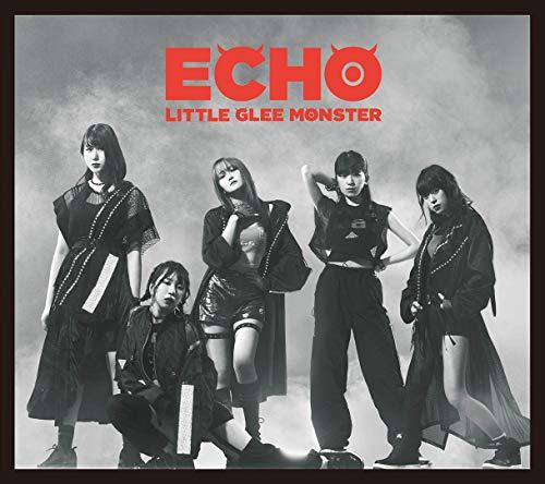 【Amazon.co.jp限定】ECHO (初回生産限定盤B) (DVD付) (オリジナル缶バッジ付)