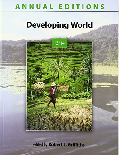 Download Annual Editions: Developing World 13/14 0078135915
