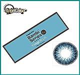 エンジェルカラーワンデー バンビシリーズ 1箱10枚入 【ヴィンテージブルー ±0.00】Angelcolor1day Bambi Vintage