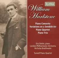 Piano Concerto by HURLSTONE WILLIAM (2008-01-08)